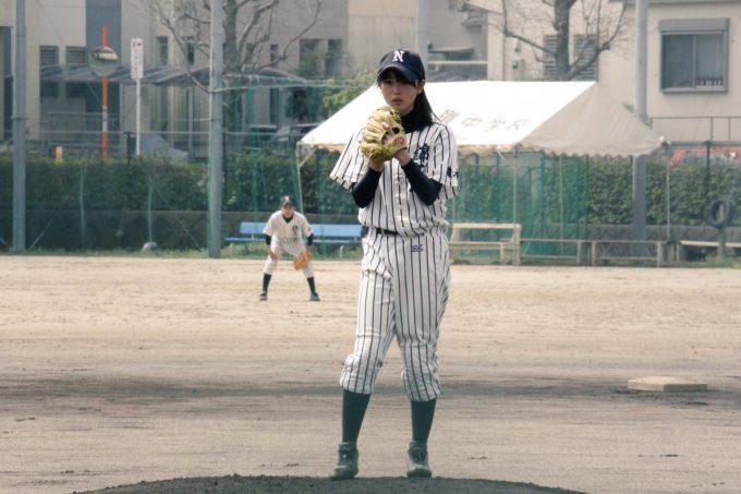 芋野球少女