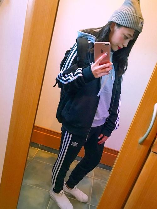 運動会×ジャージ
