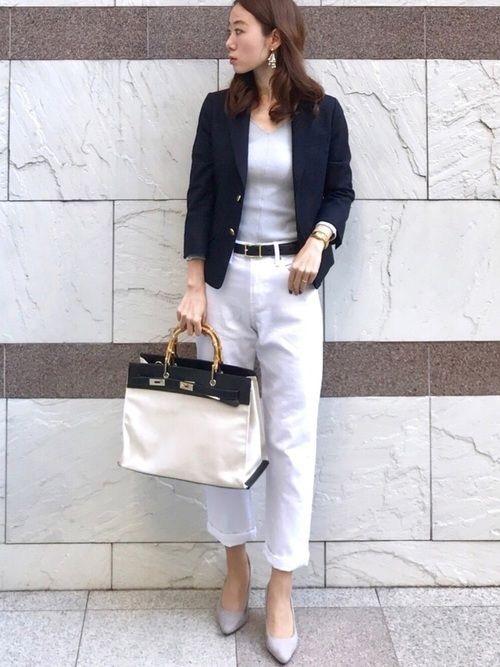 2019秋】オフィスカジュアルコーデ!30代40代向け通勤服とNGな服装