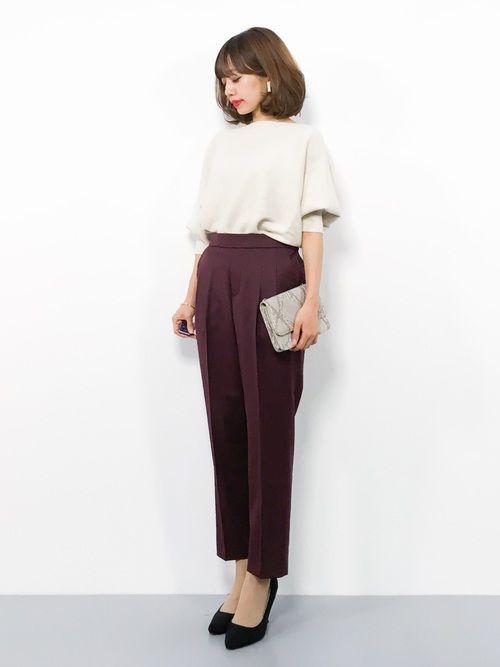 勤務初日の服装スカートorパンツ?3